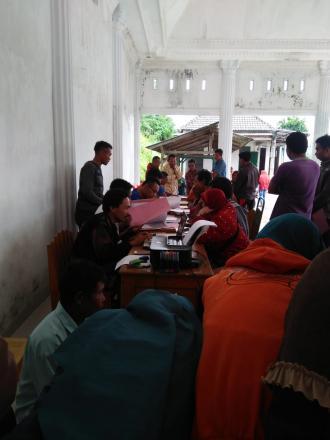 Tahapan Pendaftaran Tanah Sistematis Lengkap PTSL Desa Puyung