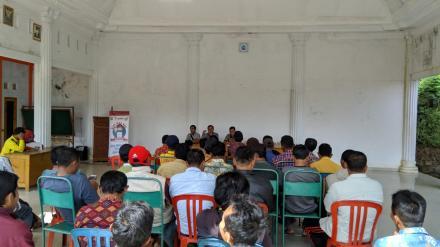 Rapat Koordinasi Menjelang Cuti Bersama Hari Raya Idul Fitri