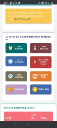 Link YouTube Tata Cara Pelayanan Kependudukan Online Dispendukcapil Kabupaten Trenggalek